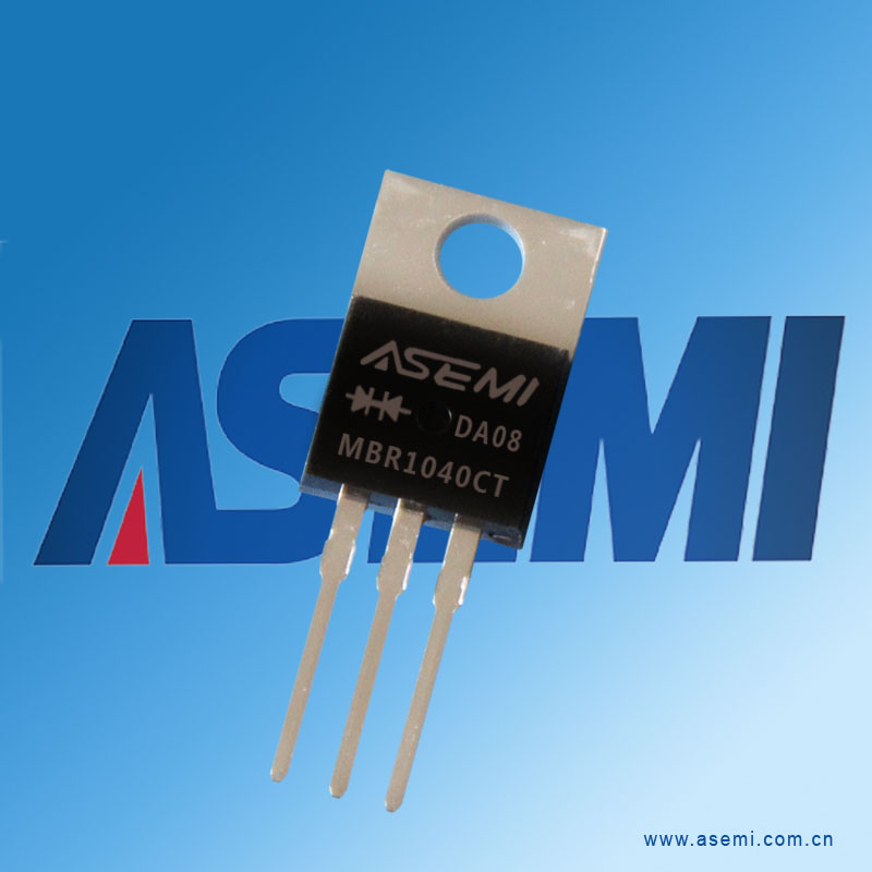 10A 40V MBR1040CT ASEMI品牌